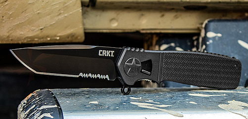 Нож CRKT Homefront Tactical Tanto K260KKS